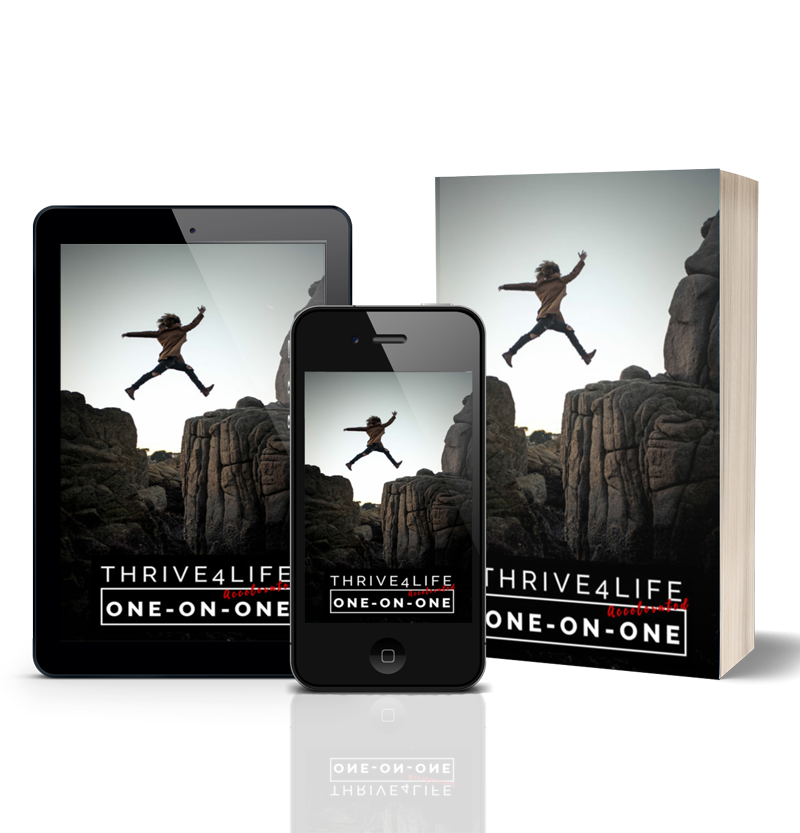 Thrive4Life Accelerated | One-on-One Life Coaching | RMRKBL